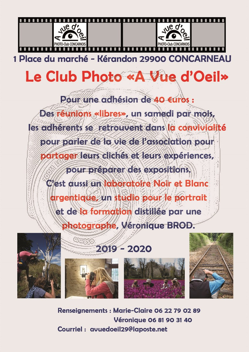 cours photo concarneau