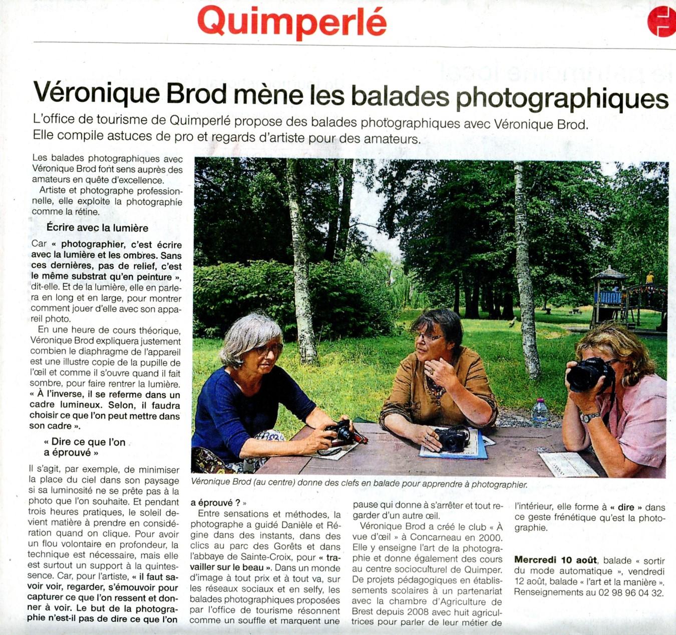 balades photographiques Quimperlé, Pont Aven